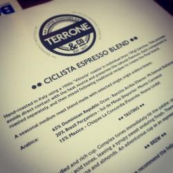 Foto Terrone's CoffeeBlend